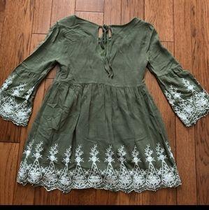 Cute & stylish boho style dress